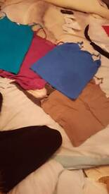 Size 8 tops