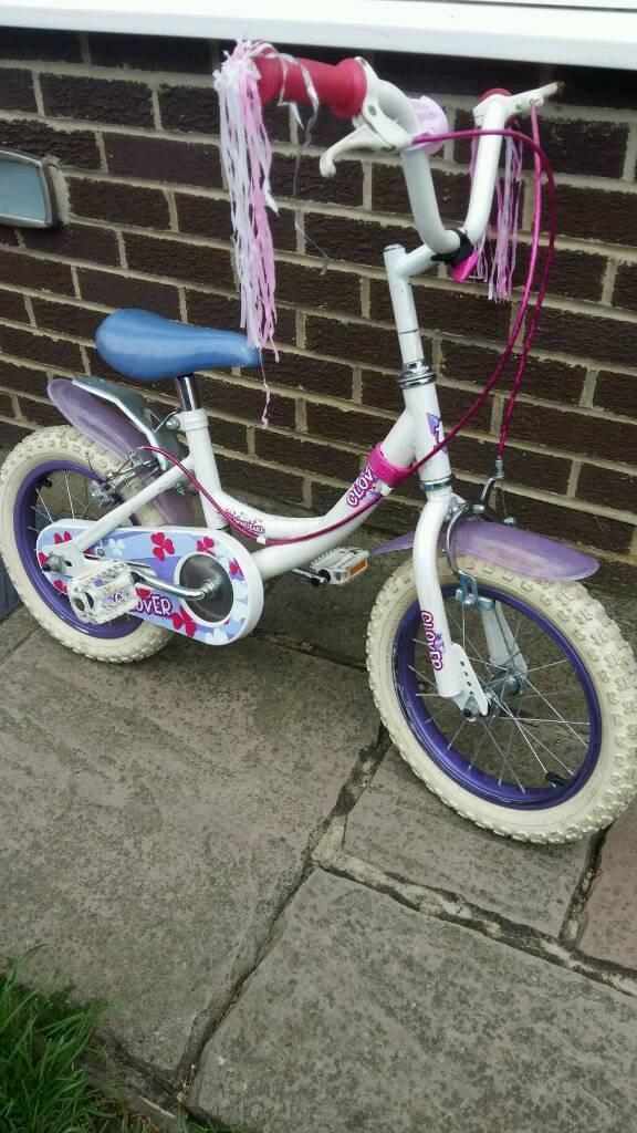 """Girls bike (10"""")"""