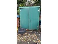 Shed suitable for storage