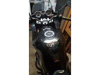 Suzuki gsf 1200s bandit for sale good condition for age low milage