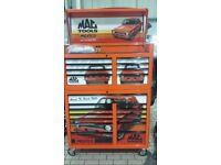 Mac tools mk1 ford escort mexico pro series tool box.