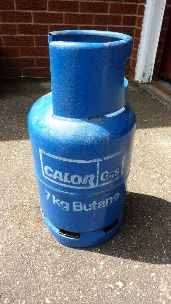 Calor Gas Bottle 7kg For Caravan Full Unused In