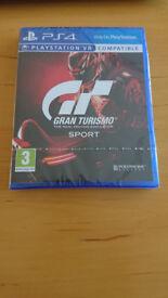 Gran Turismo Sport PS4 Game - BRAND NEW