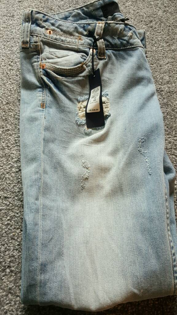 brand new River Island jeans