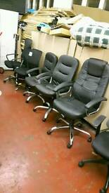 Many different types of Office Chairs