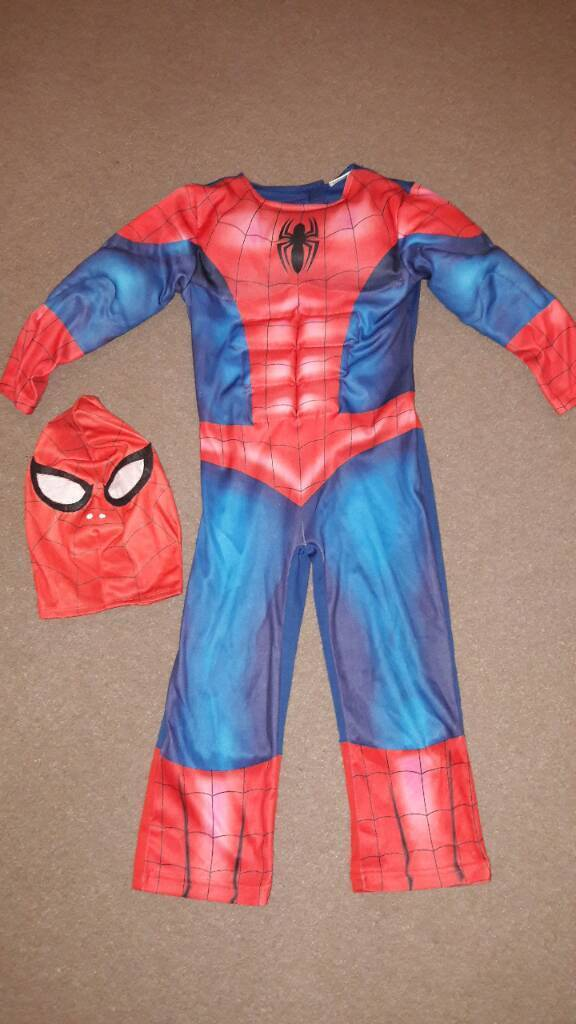 Spiderman party outfit