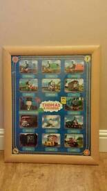 Thomas the tank engine picture frame