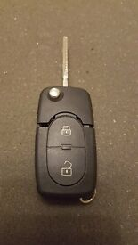 VW VOLKSWAGEN 2 BUTTON REMOTE CONTROL KEY 1J0 959 753A (BRAND NEW & GENUINE)