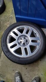 Dodge nitro alloy
