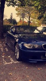 PRICE DROP !!! Rare spec. BMW E46 318 ci! M sport !! Convertible!! Fully loaded. Priced to sell ASAP