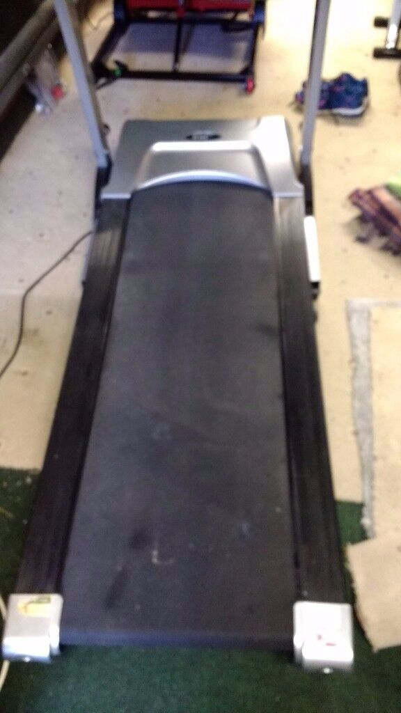 Treadmill Roger Black Gold Medal JX-286. Spares or Repair