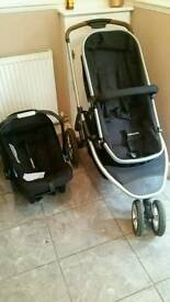 Mothercare expedior pram