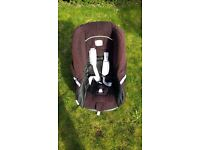Briitax car seat for baby 9 months plus