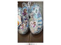 Frozen girls shoes