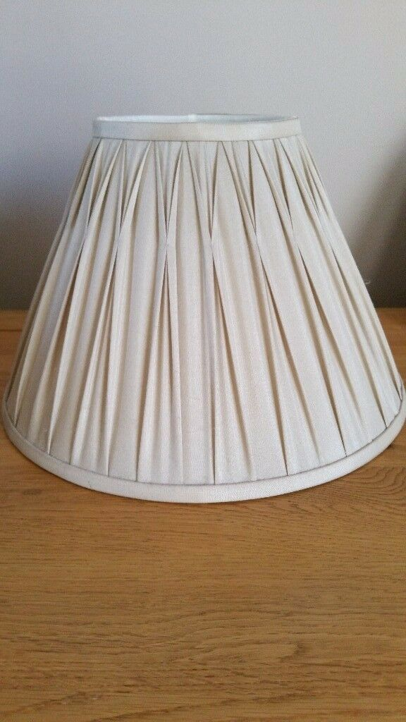 Laura Ashley Fenn Silk lightshade as nee rrp £50