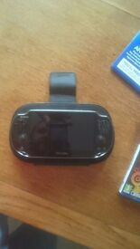 PSvita boxed with 2 games and case