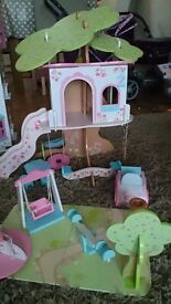 ELC Dolls house bundle