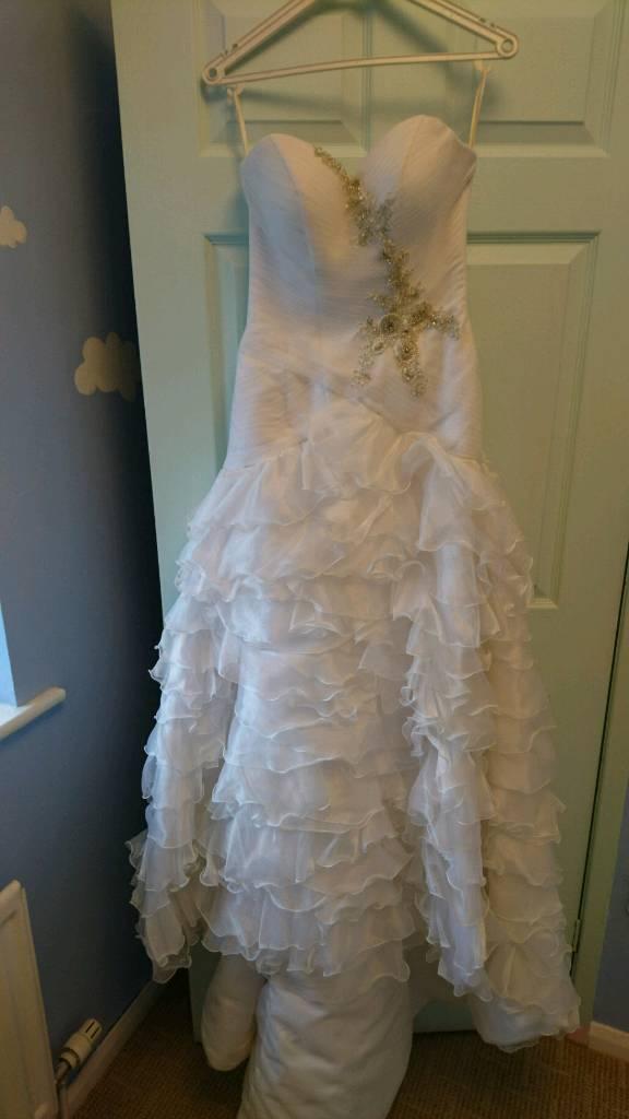 Sposabella wedding dress