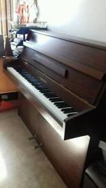 1980s upright piano