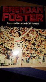 BRENDA FOSTER (FIRST EDITION SIGNED COPY) 1978 PAPERBACK