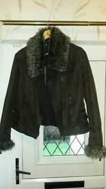 Marks & Spencer Indigo collection ladies jacket.
