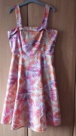 Size 14, Laura Ashley Summer Dress