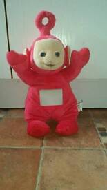 Play and music teletubbies
