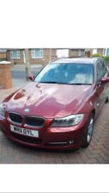 BMW 318d Touring Exclusive Edition 2011