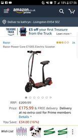 Razor Elecrtic Scooter