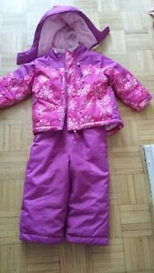 Snow suit for toddlers