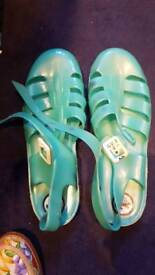 Jelly Shoes size 7