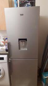 2017 Beko Fridge Freezer for sale