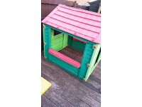 Green play house