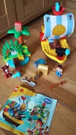 LEGO duplo Jake & the neverland pirates ship
