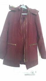 New Look winter coat