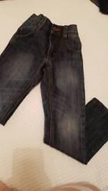 Next boys jeans age 6