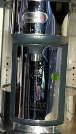 Britta filter and hot water boiler dispencer