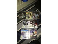 Ps3 slimline plus games and controllers