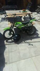 Motorbike bike