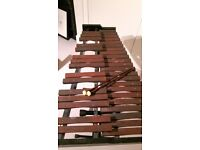 Morgan Rosewood 3 Octave Xylophone with stand and beaters