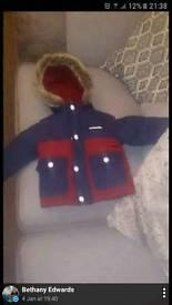 3-6 month makenzie jacket