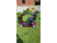 Pride Colt 6mph scooter fully serviced