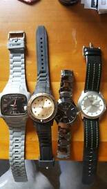 Watches in need of fixing