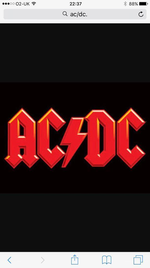 Want to help form an AC/DC tribute band?