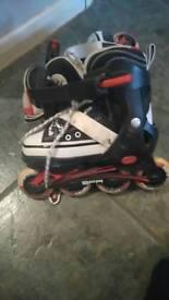 Children Rollerblades size 12-2