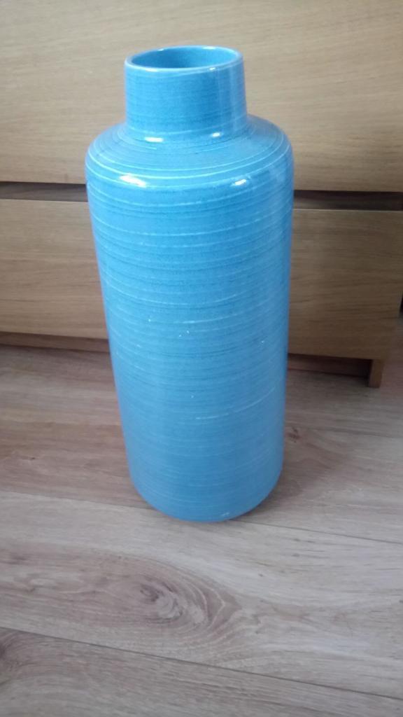 Duck Egg Blue Floor Vase In Sunderland Tyne And Wear Gumtree