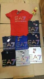 T shirts Armani Ralph Lauren Hugo boss sizes S M L XL