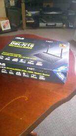 DSL N-16 router