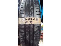 195-65-15 Michelin Energy Saver 95T 5mm Part Worn Tyre