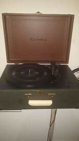 Crosley vintage record player - £75